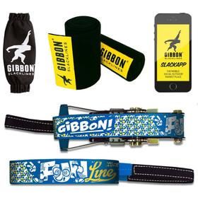 GIBBON Funline Kit de suspension, blue